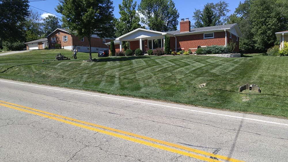 Cincinnati Lawn Care service