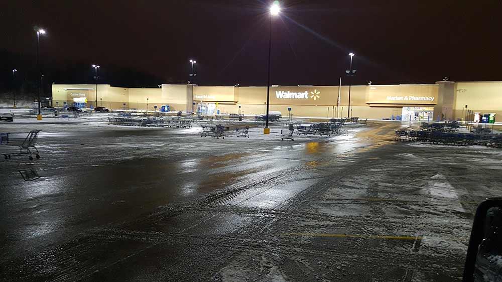 Cincinnati Snow Removal Service