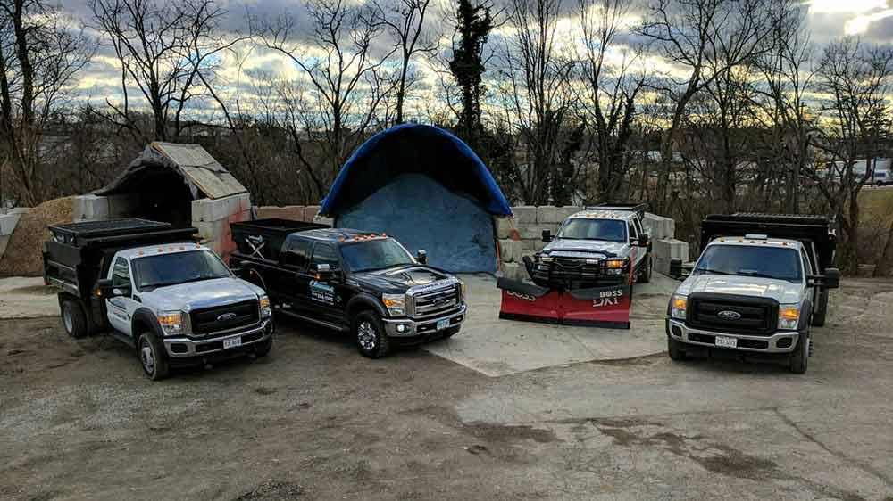Cincinnati Snow Plowing