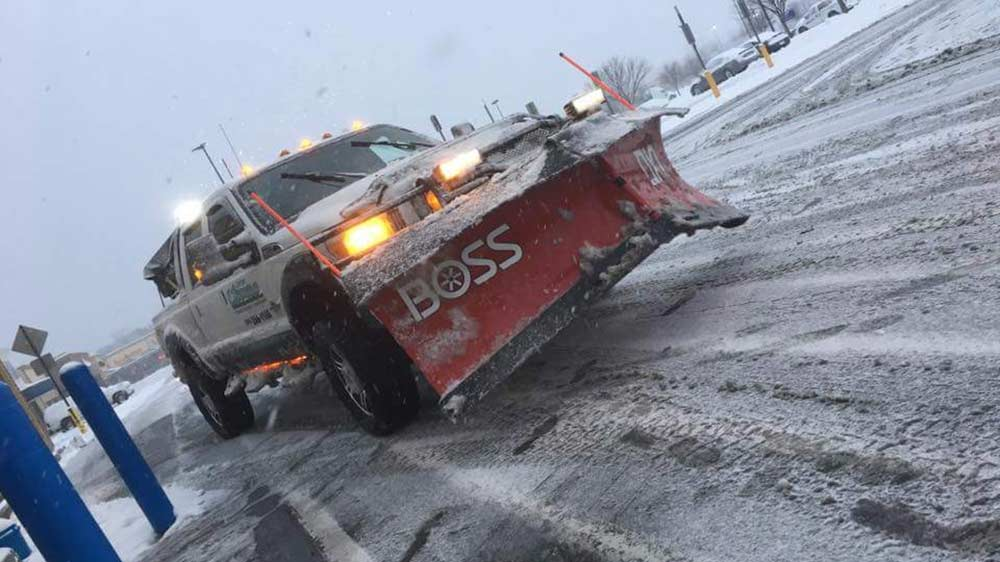 Snow Ice Removal Services