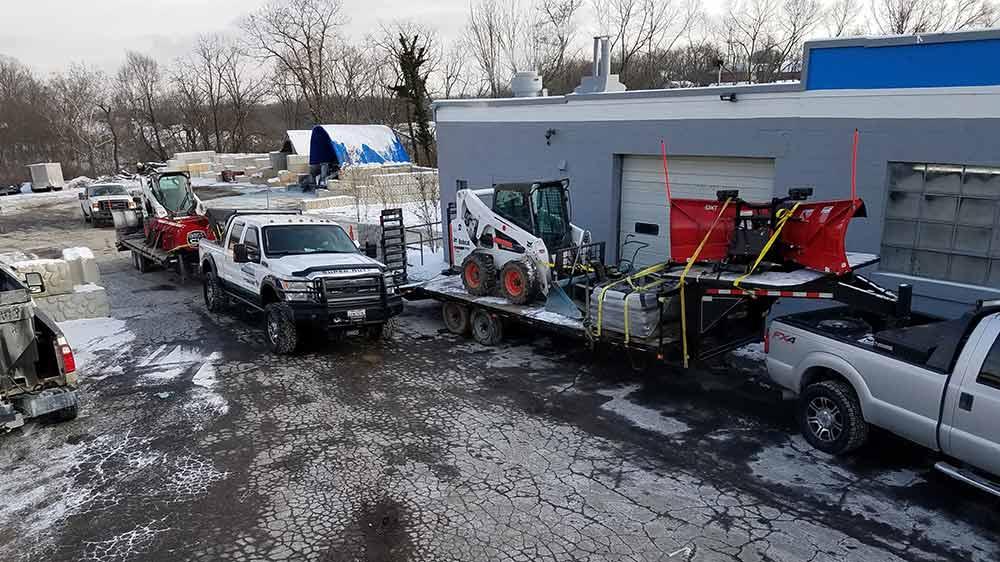 Upscale Cincinnati Snow Removal