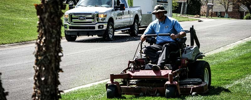 residential lawn care service in cincinnati ohio